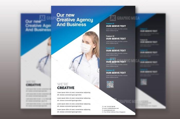 PSD Medical Flyer Template