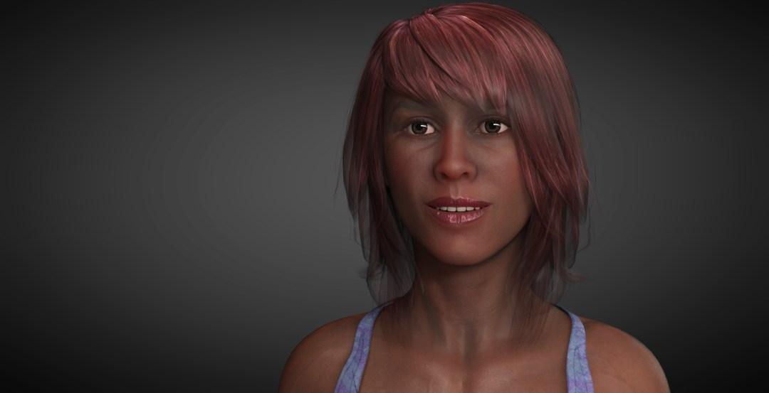 Daniella Digital Human