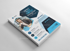 Business Premium Flyer Templates