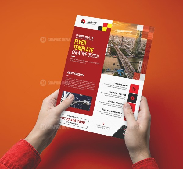 Templates for Print Flyers