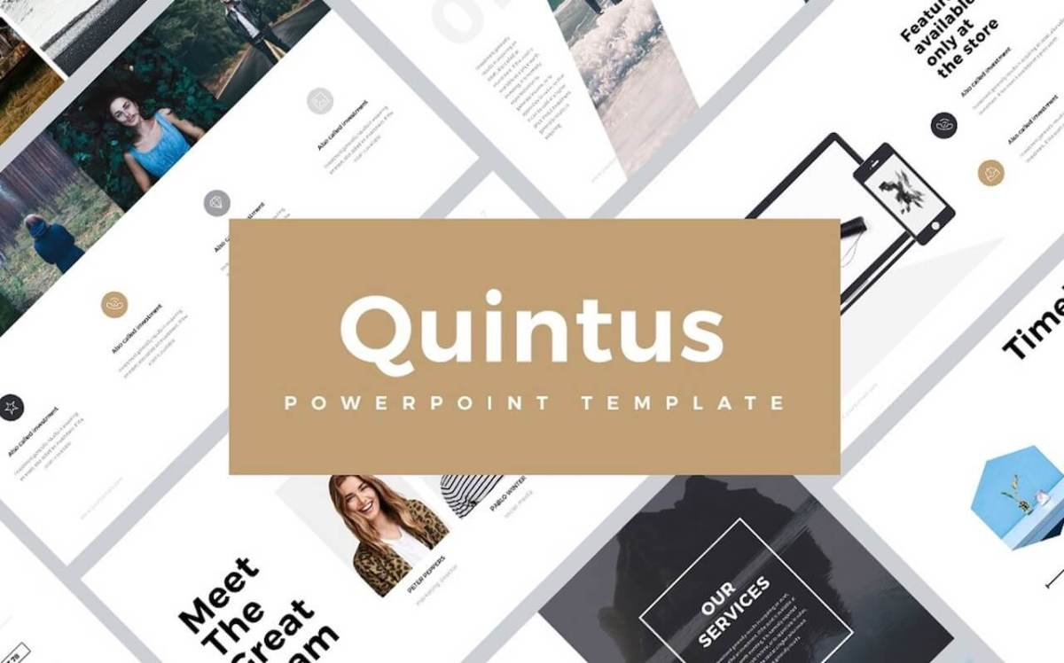 Quintus Minimal Powerpoint Template -min