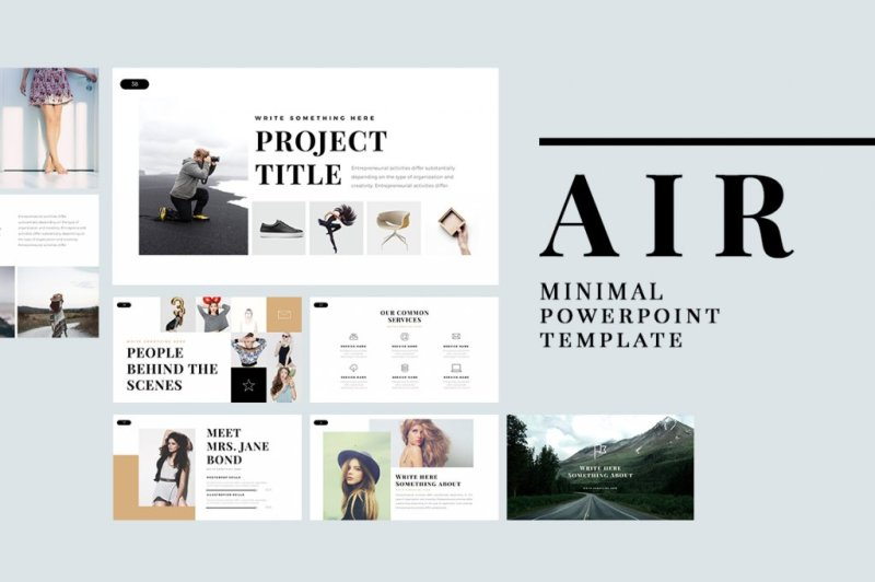 the 47 best free powerpoint templates in 2018 (updated), Modern powerpoint