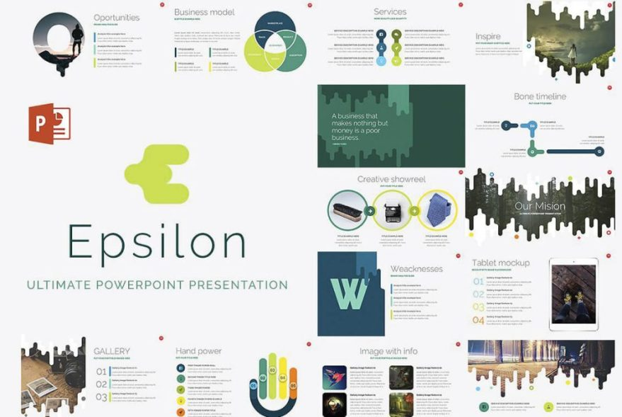 The  Best Free Powerpoint Templates Of  Updated