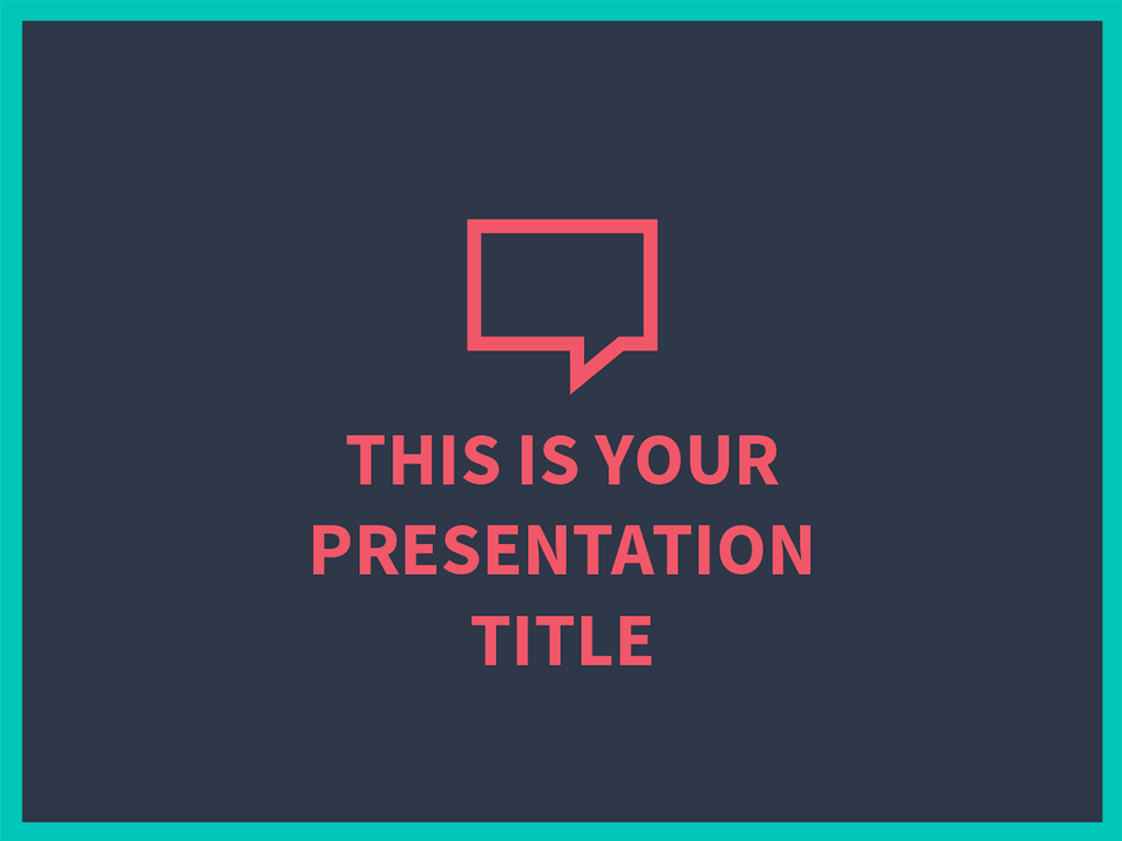best free powerpoint template