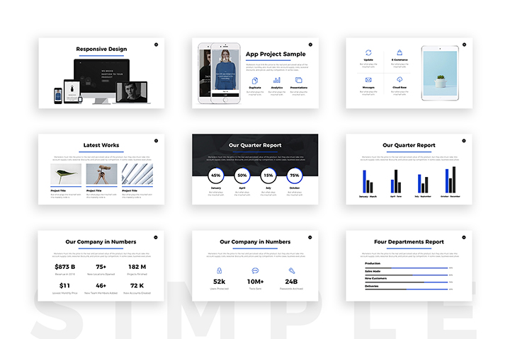 Amazing PowerPoint Template