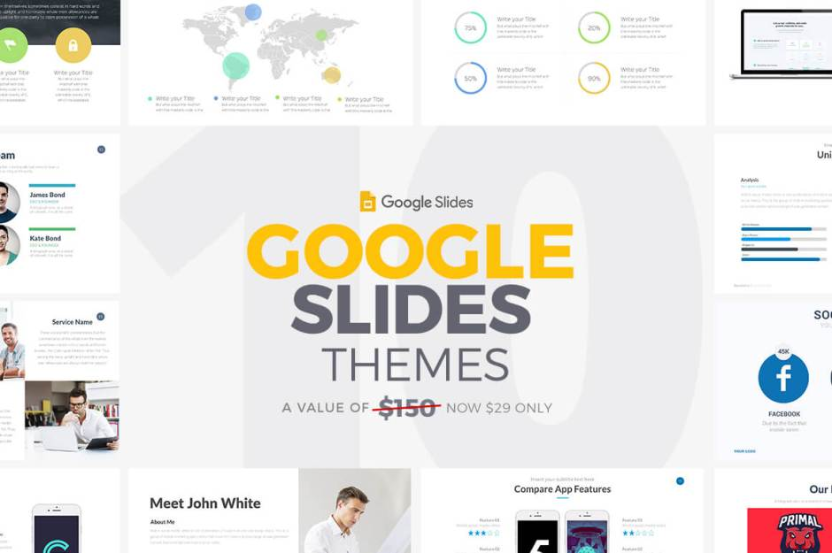 top best google slides themes