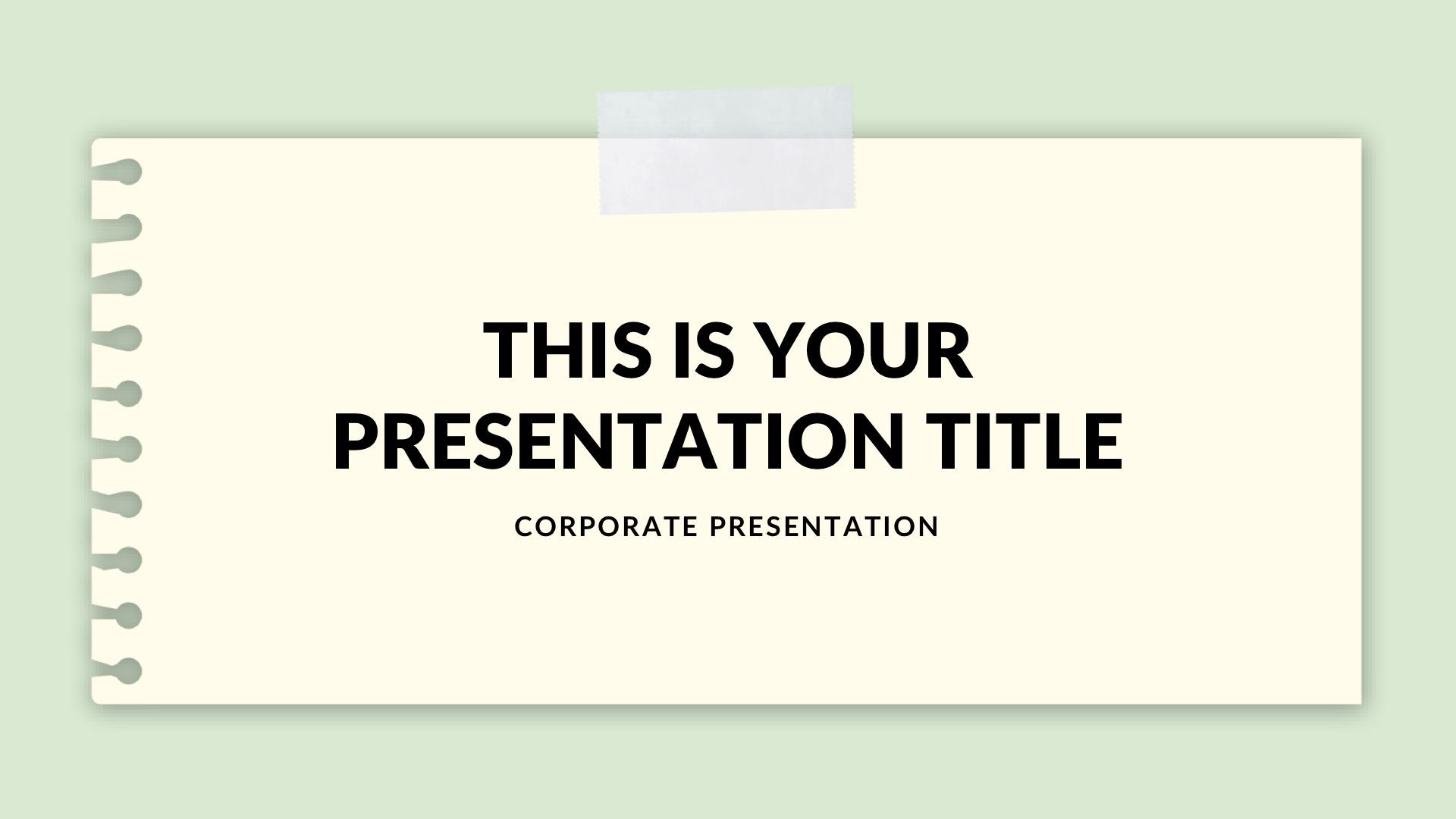 50 Free Google Slides Themes For Teachers Powerpoint Keynote