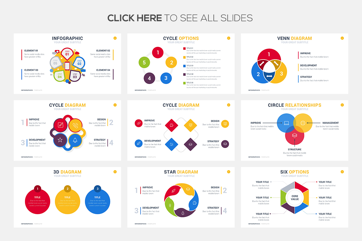 74 cycle infographic template powerpoint keynote google slides cycle infographic templates powerpoint templates keynote themes google slidesd toneelgroepblik Image collections