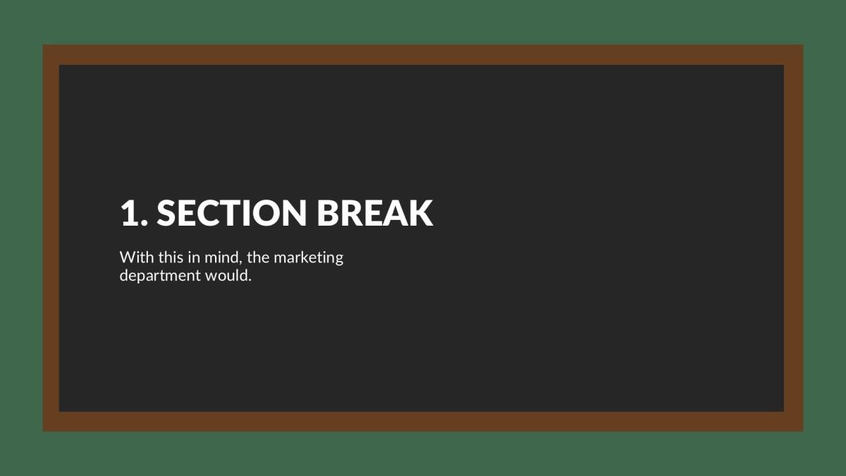 blackboard free google slides  keynote theme  and ppt