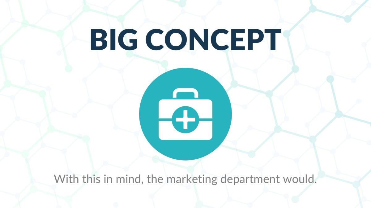Beta Medical Free PowerPoint - Keynote - Google Slides