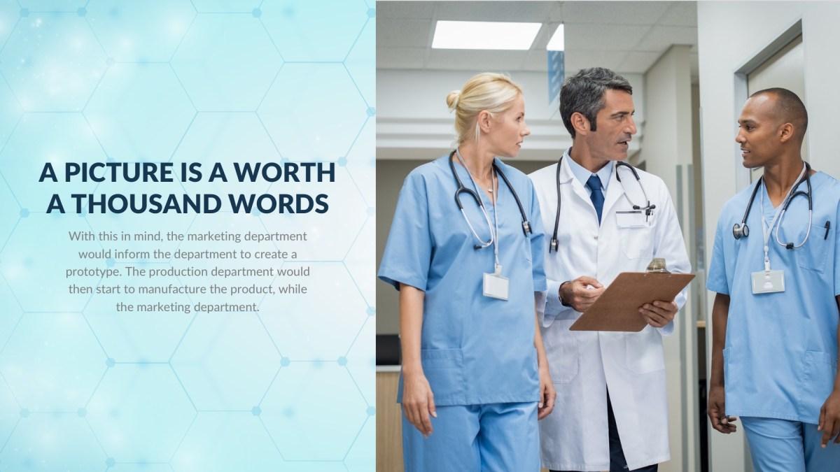 Delta Medical PowerPoint Template, Google Slides, Keynote