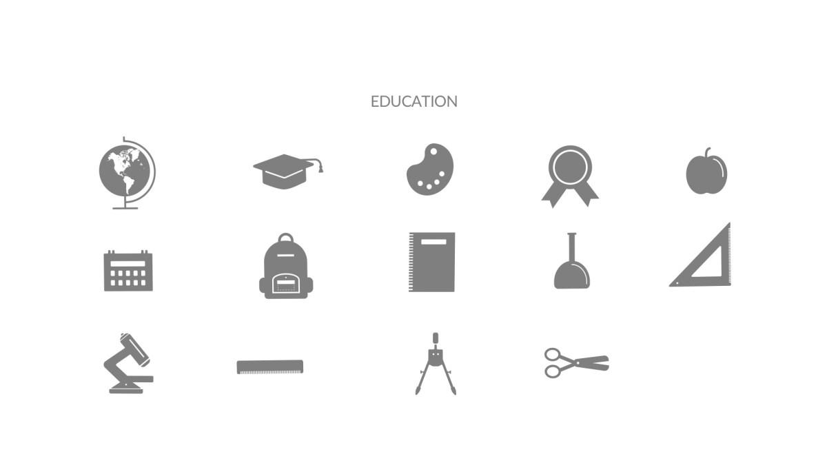 Elementary Free PowerPoint Template, Google Slides, Keynote
