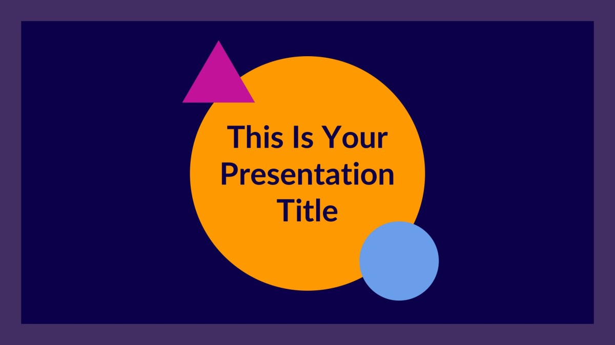 Jupiter - Free PowerPoint Templates - Keynote Themes - Google Slides