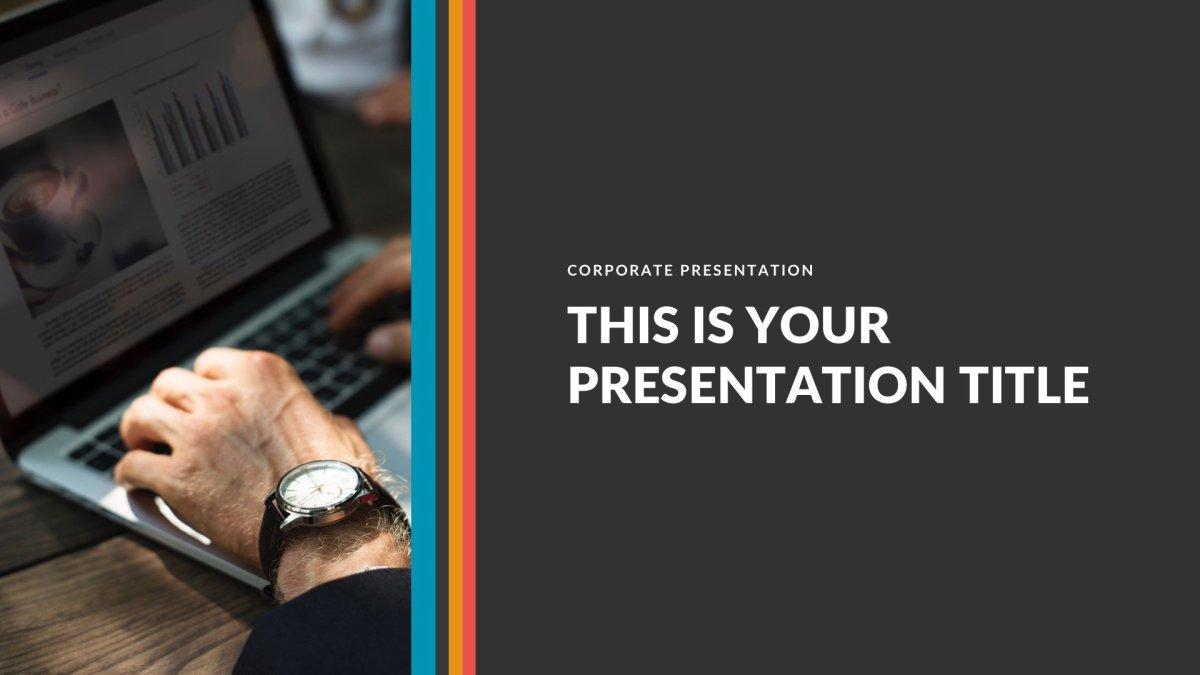 01 Retro Business Free PowerPoint Template Keynote Theme Google Slides