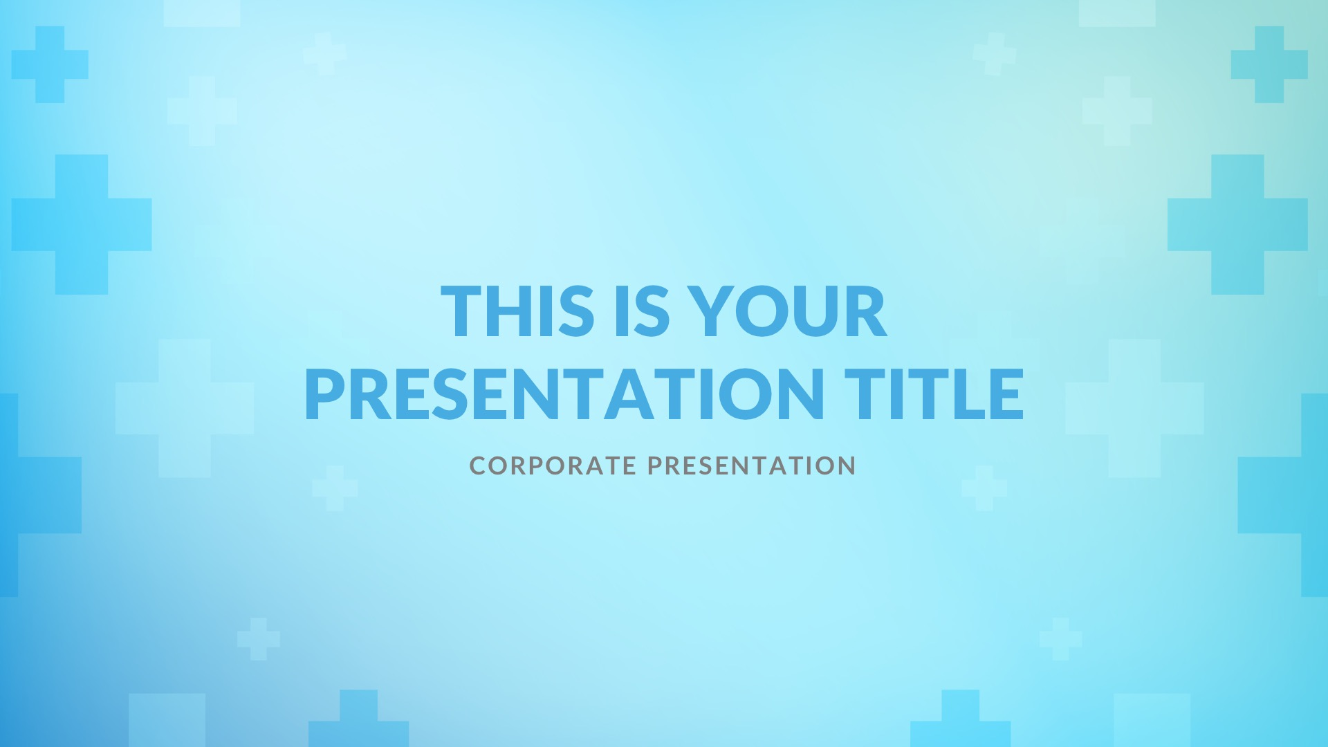 medical themed powerpoint templates free