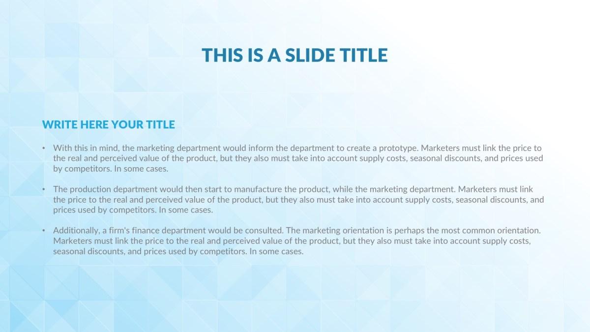 Waves Real Estate Free PowerPoint Template, Google Slides, Keynote