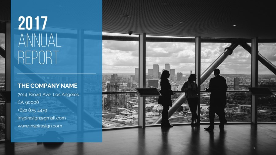 Keynote Template Professional Pack