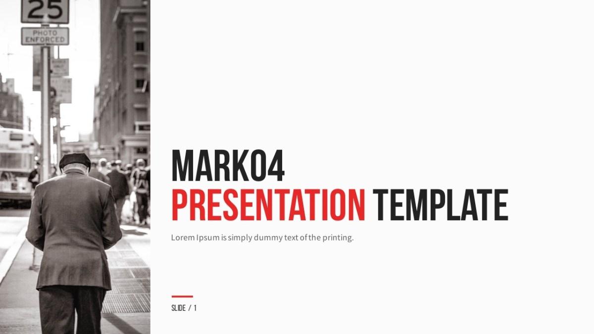MARK04-Keynote Template