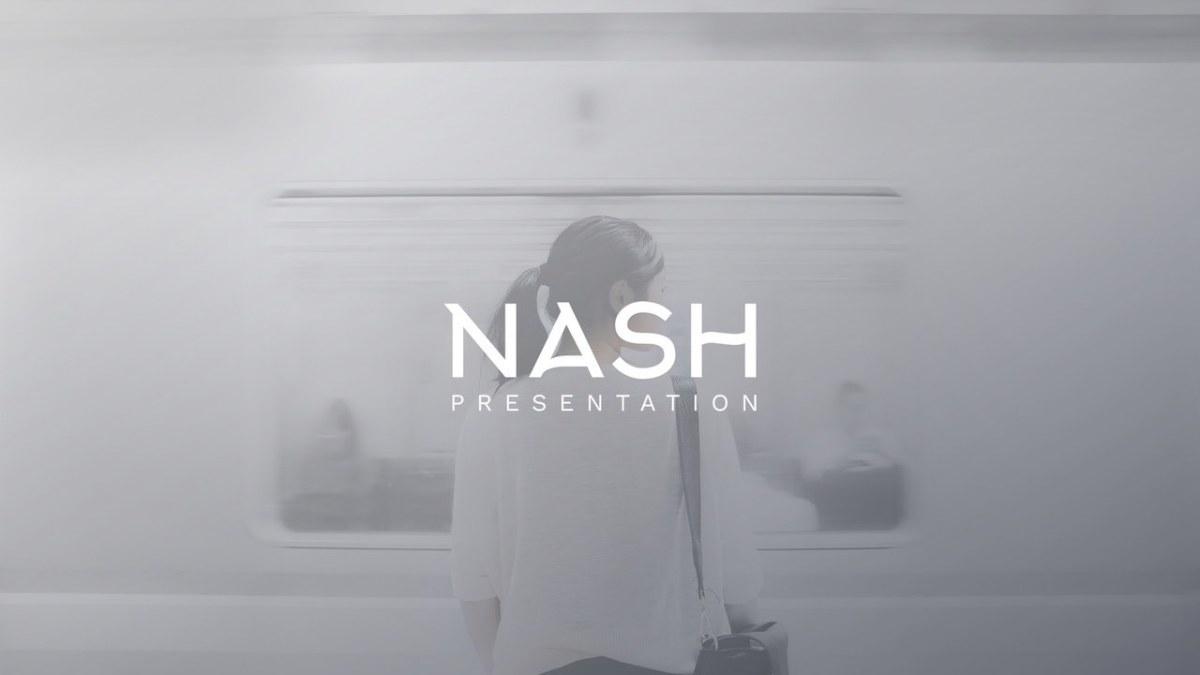NASH Keynote Presentation