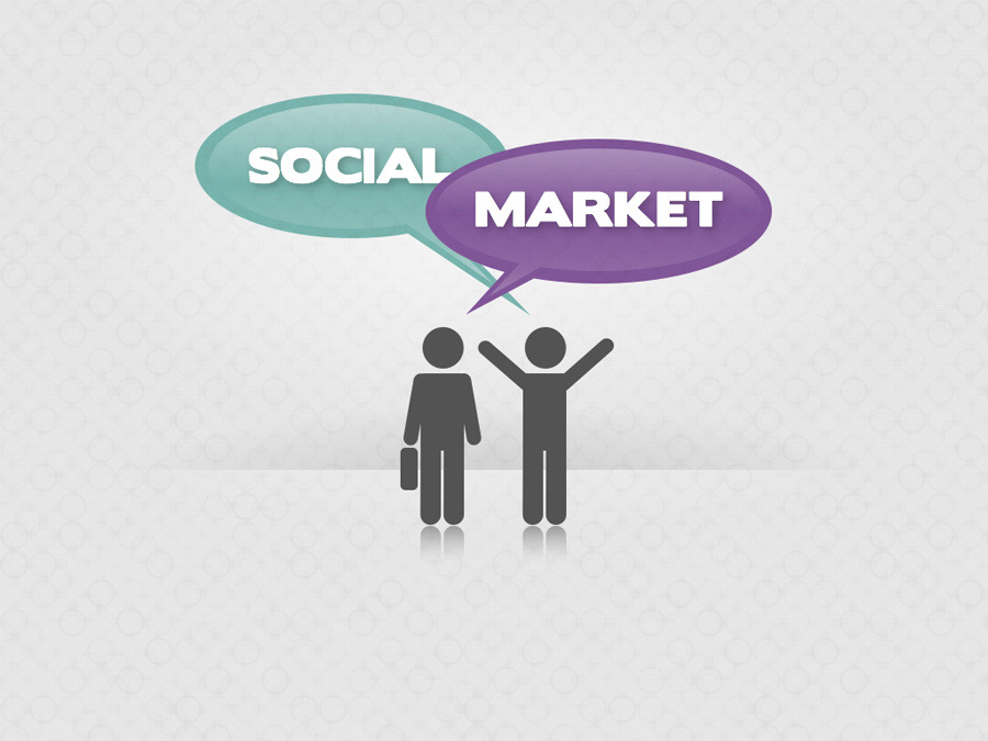 Social Market Keynote Presentation
