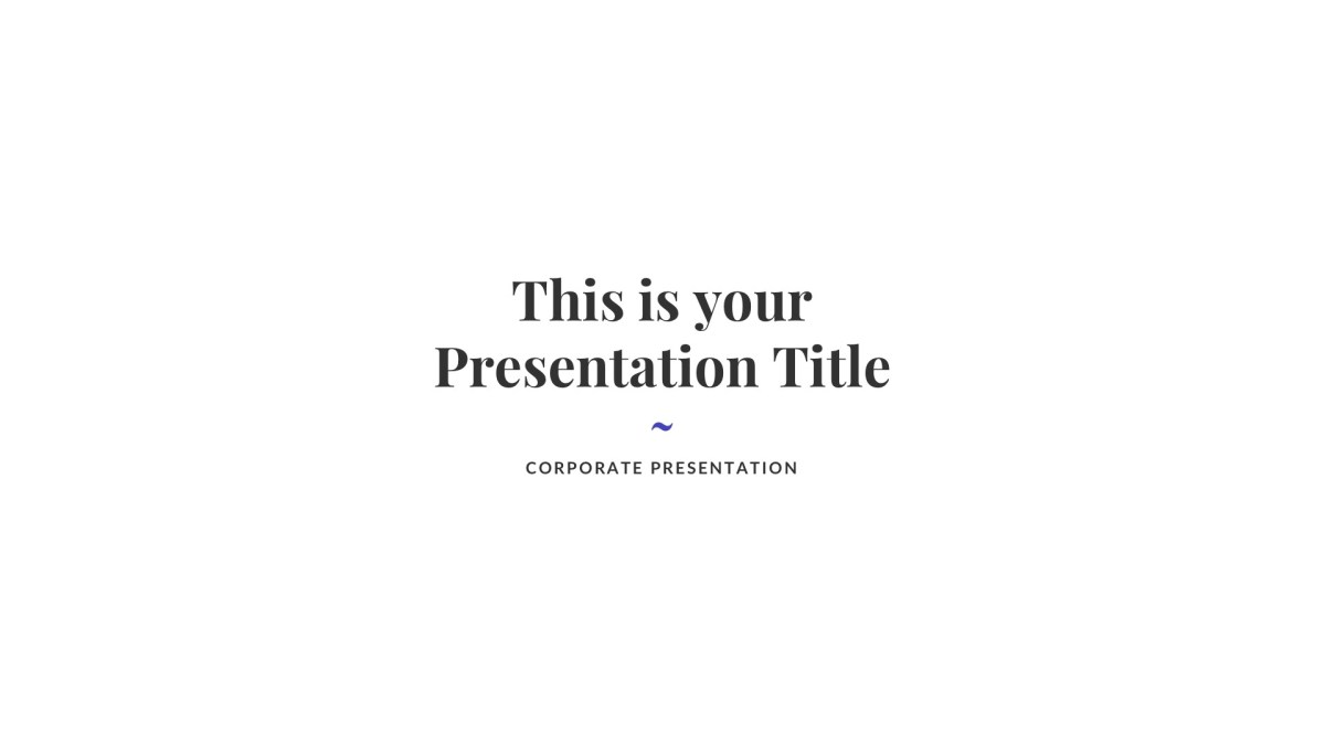 Creative Business Free PowerPoint Template, Keynote Theme, Google Slides