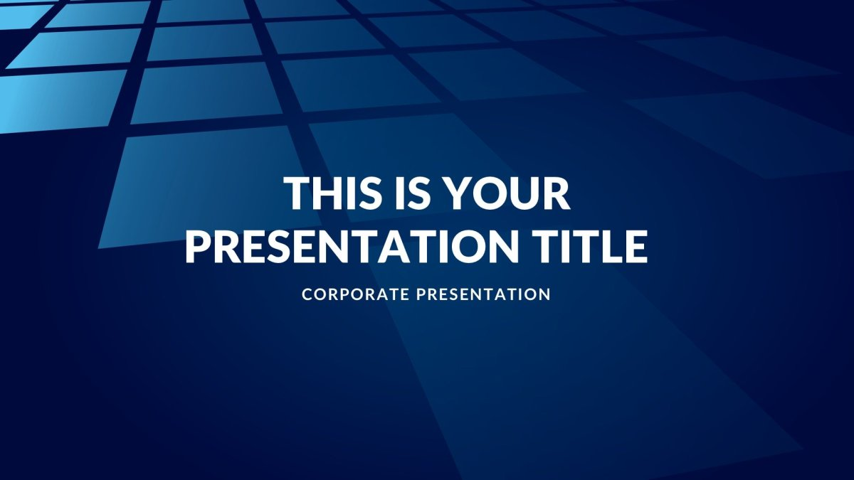 Haven Real Estate Free PowerPoint Template