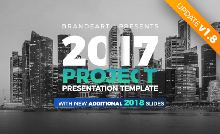 2017 Project PowerPoint Template