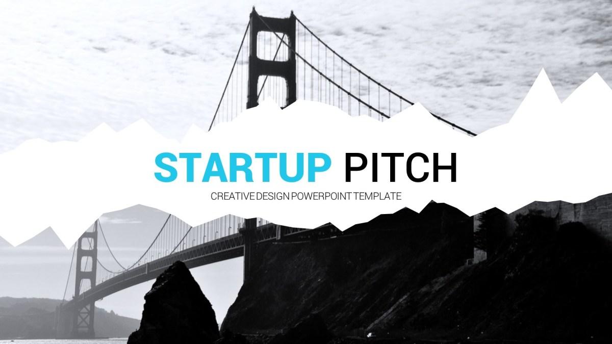 Startup Pitch PowerPoint Presentation