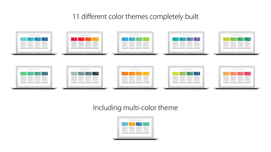 i9 Template System PowerPoint Template