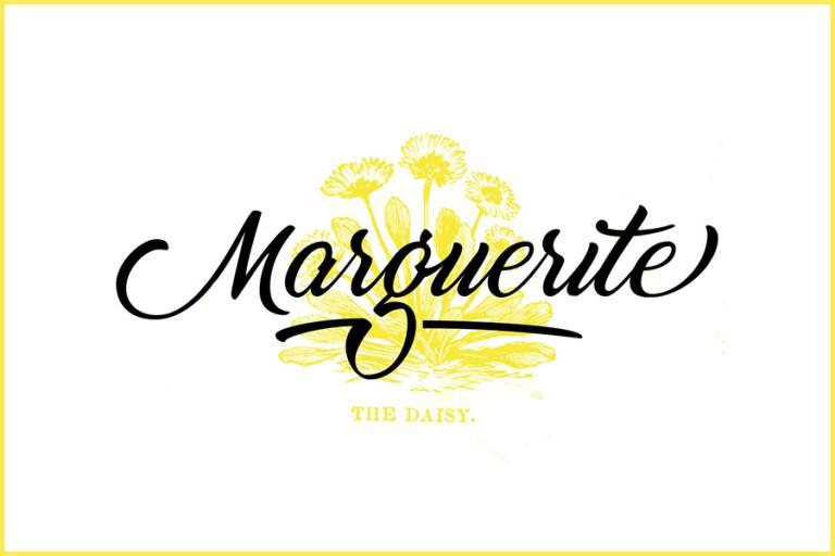 01 - Free Marguerite Script Font