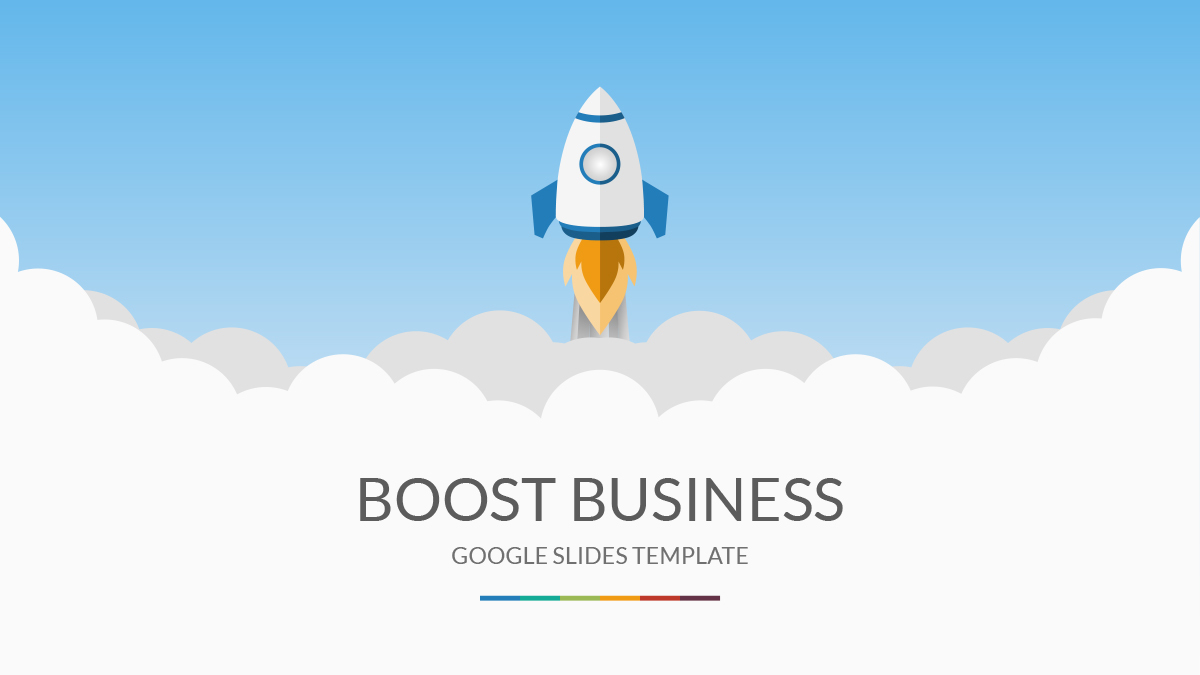 32 - Boost Business Google Slides Template