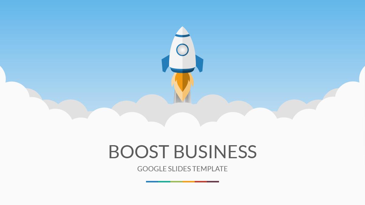 32 - Boost Business Google Slides Template