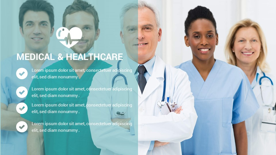 33. Medical and Healthcare PowerPoint Presentation Template