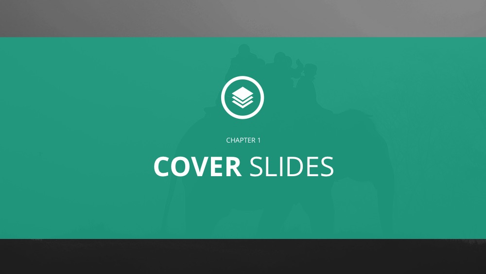 45 - Gajah Google Slides Template