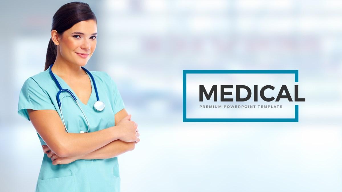 9. Medical Presentation Template