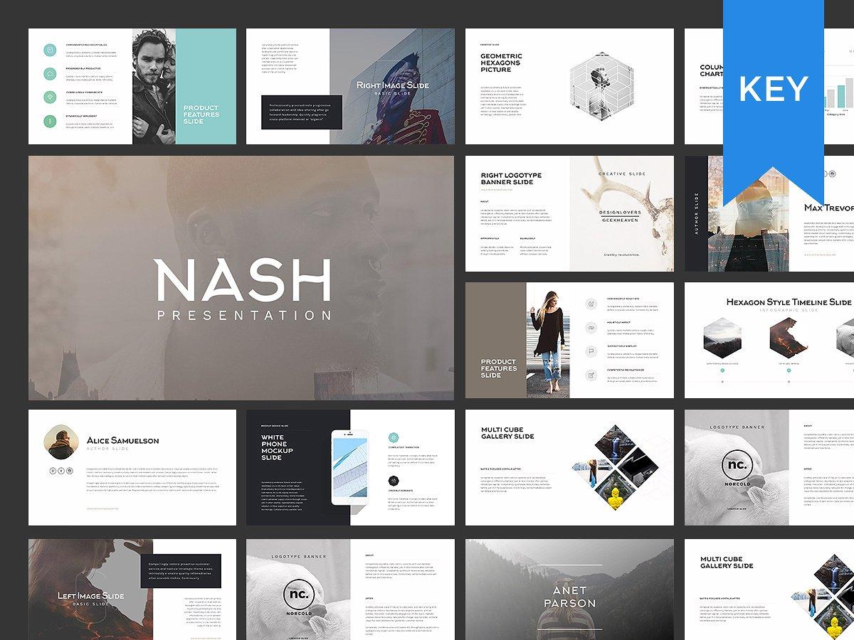 12. NASH Keynote Presentation Template