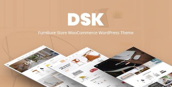 15 - DSK - Furniture Store WooCommerce WordPress Theme
