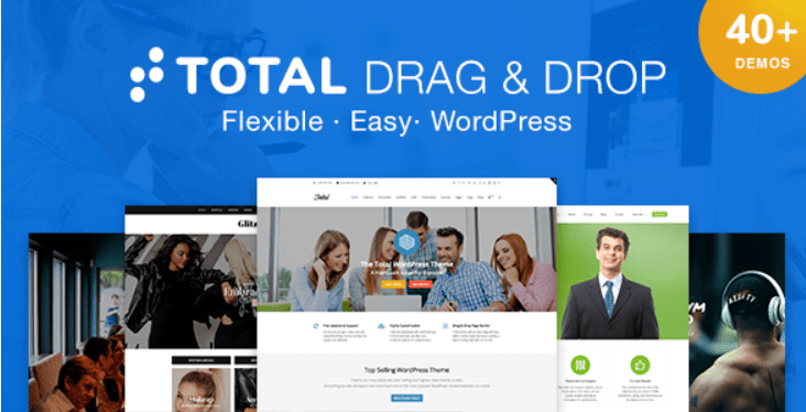 16 - Total Responsive Multi Purpose WordPress Theme