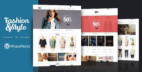 21 - Fashion - WooCommerce Responsive WordPress Theme
