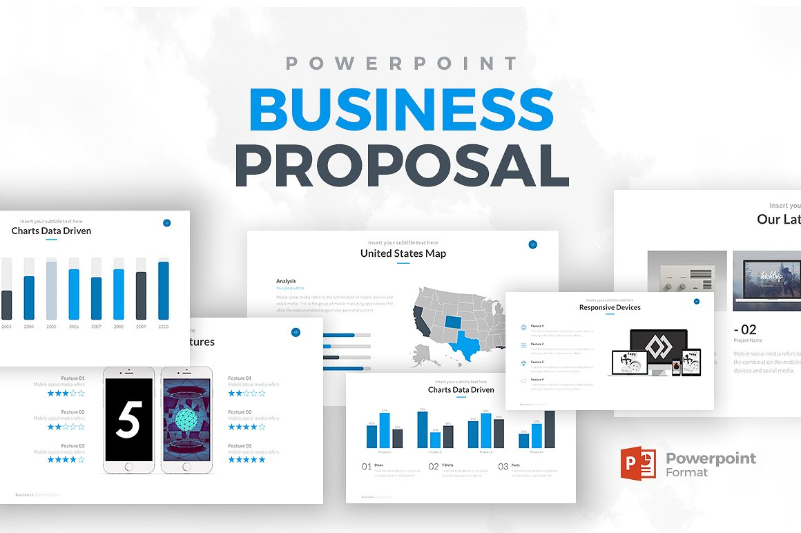 23. Business Proposal PowerPoint