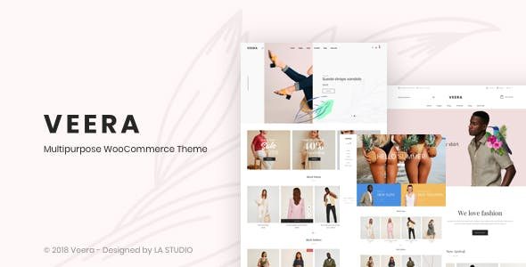 25 - Viera - Multipurpose WooCommerce Theme