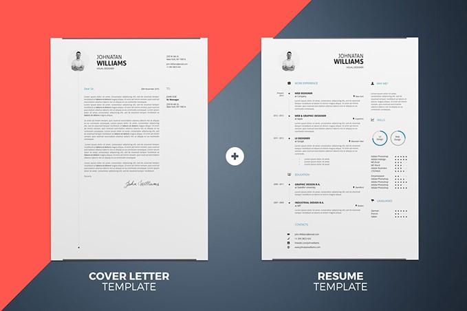28. Simple Resume Template