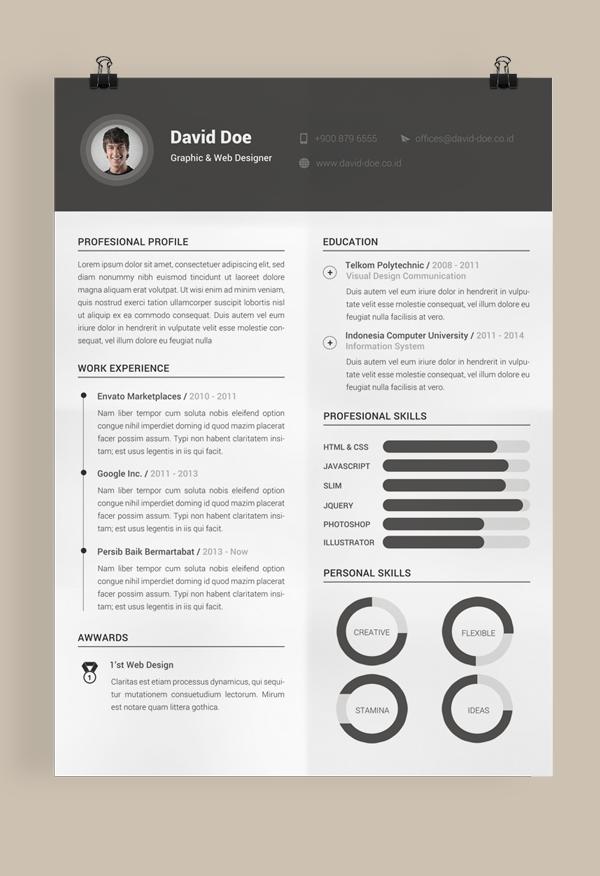 35. Free Resume Template
