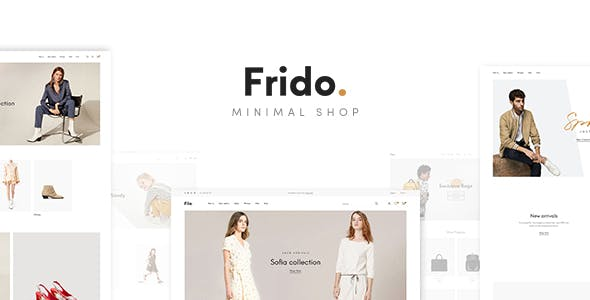 39 - Frido - WooCommerce WordPress Theme