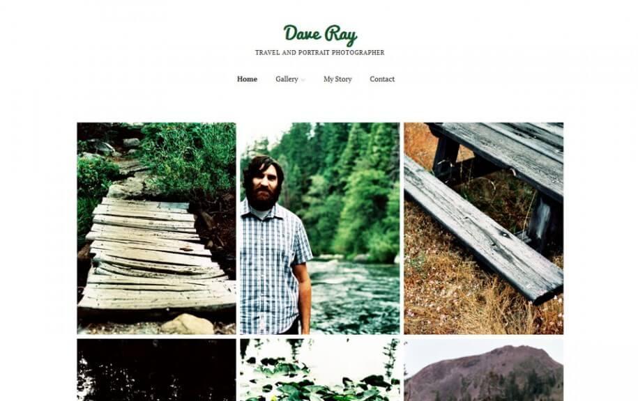 42 - Make Free Photography WordPress Theme