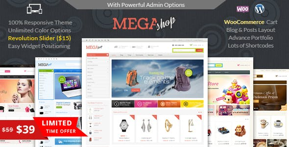 44 - Mega Shop - WooCommerce Responsive Theme