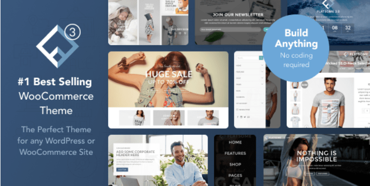 5 - Flatsome Multi Purpose Responsive WooCommerce Theme