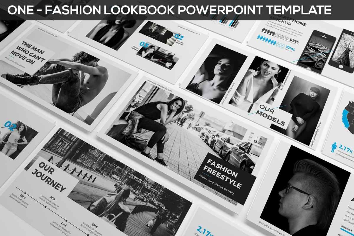 Fashion & Photography Presentation Template