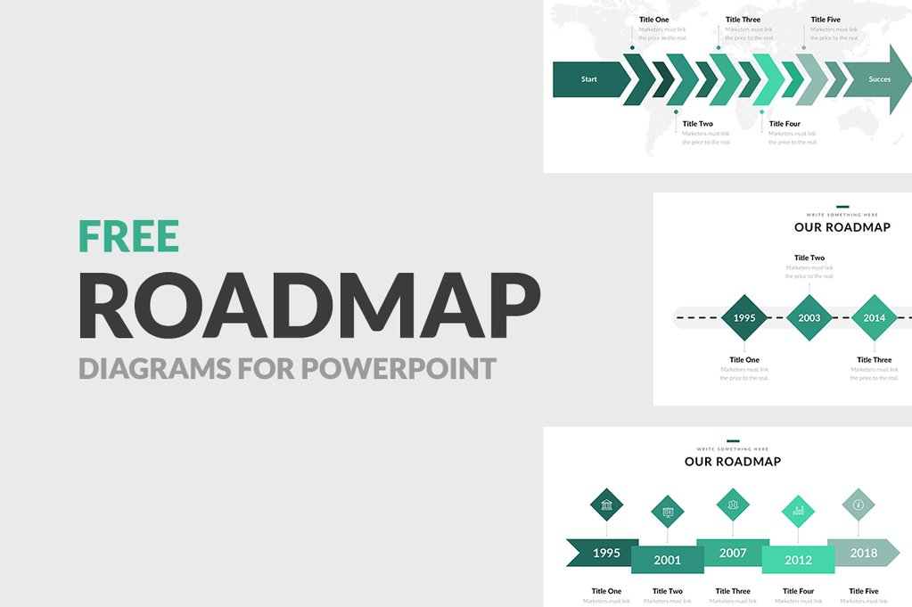 Free Roadmap Diagrams