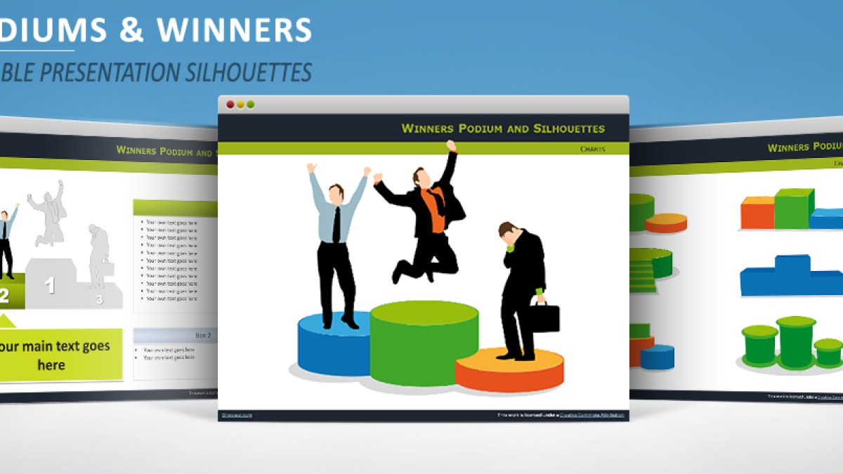 Silhouettes PowerPoint